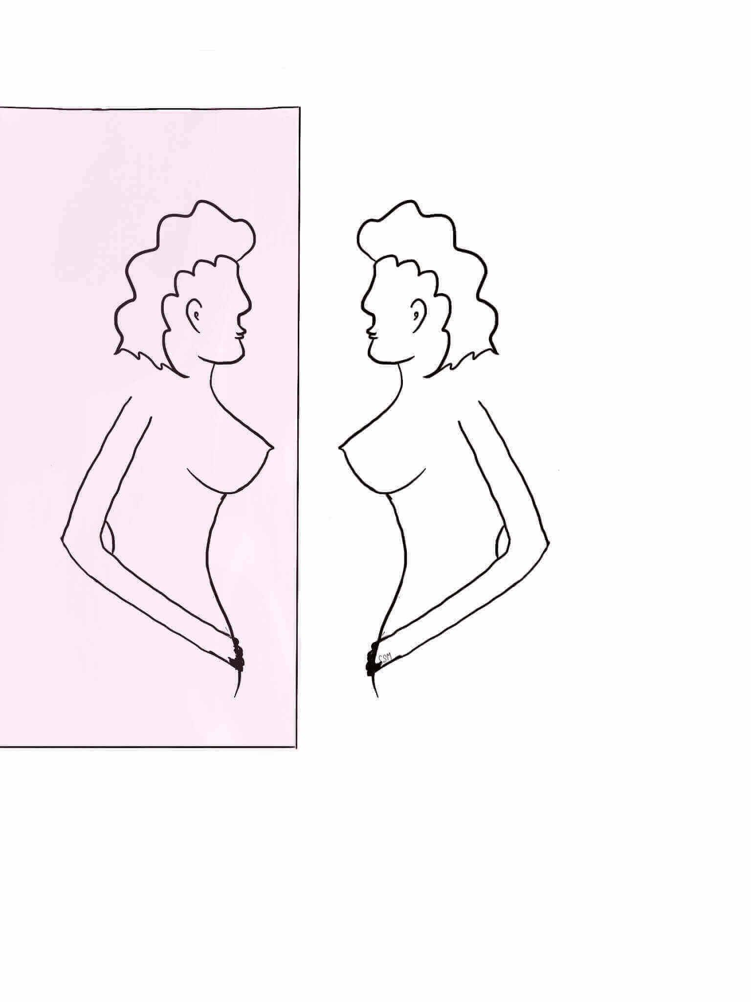 Step 3 Breast Self Exam