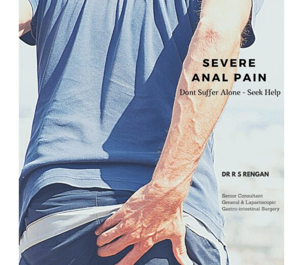 anal pain causes